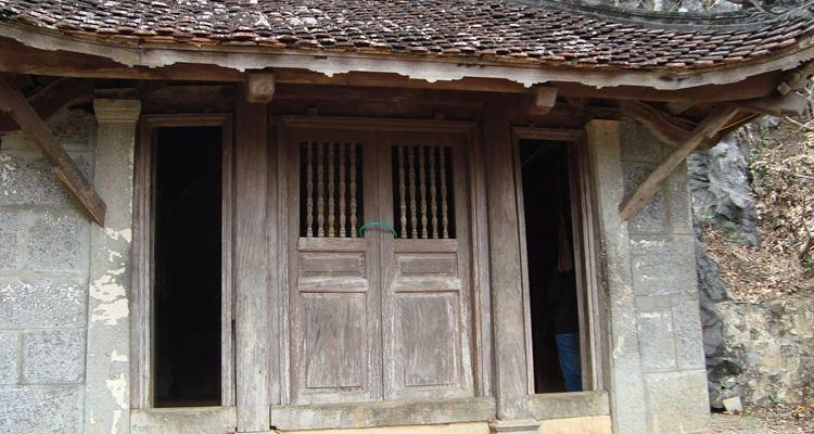 Chùa Bích Động chùa Thượng