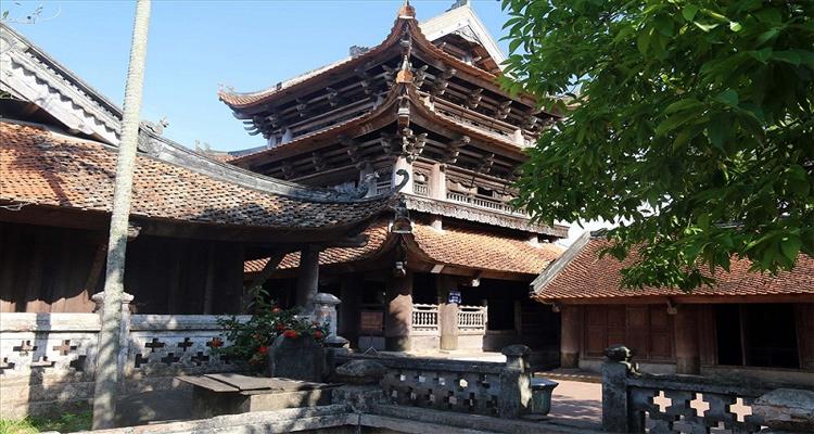 chùa keo thái bình 1