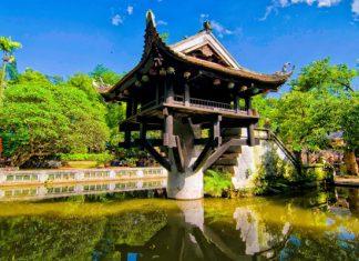 Giới thiệu chùa Một Cột 2019