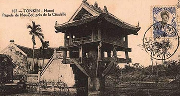 Giới thiệu chùa Một Cột 3