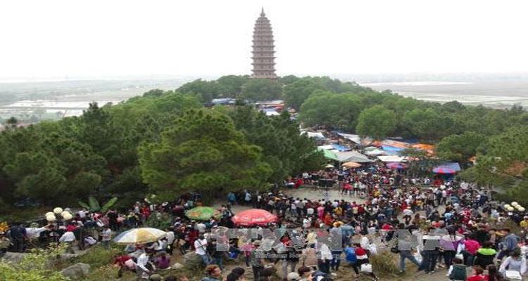 Lễ hội chùa Phật Tích