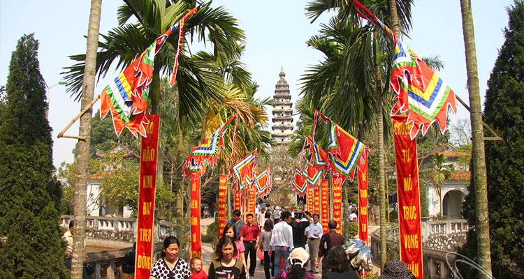 Tháp Phổ Minh - Chùa Phổ Minh