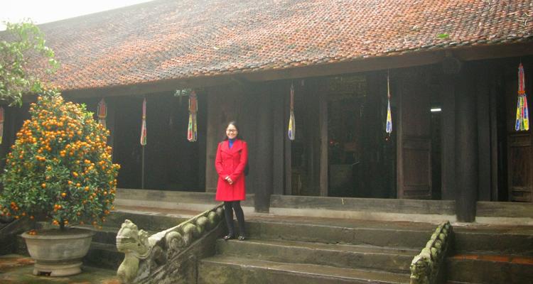 Chùa Phổ Minh kiến trúc