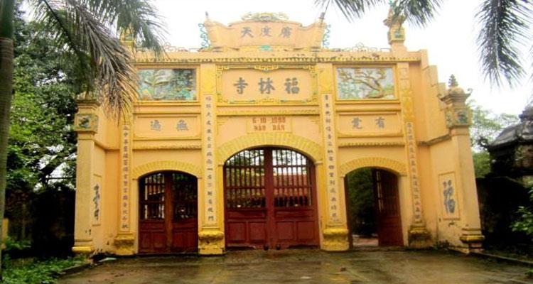 Kiến trúc của chùa Phúc Lâm