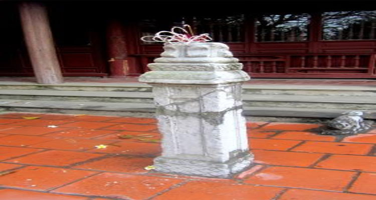 Kiến trúc độc đáo của chùa Phúc Lâm