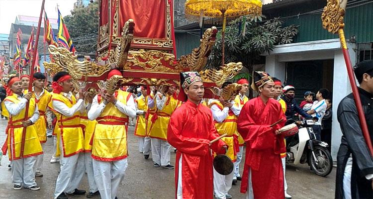 Lễ hội chùa Phúc Lâm
