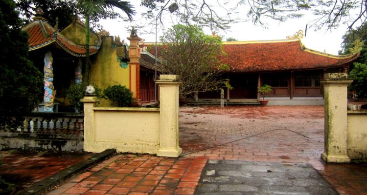 Chùa Phúc Lâm ở Tiên Du - Bắc Ninh