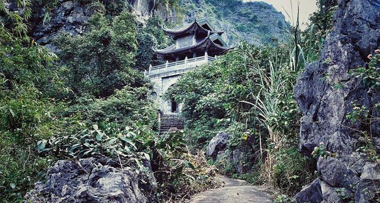 Cố Đô Hoa Lư chùa Am Tiên