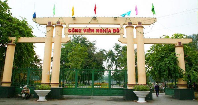 Công viên Nghĩa Đô - Hà Nội