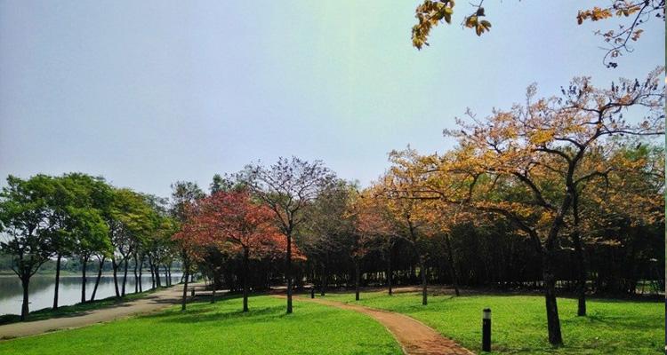 công viên yên sở 05