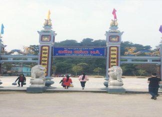 Đền Bảo Hà ở Lào Cai
