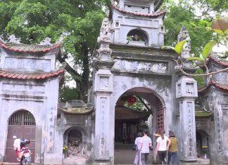 Đền Mẫu Hưng Yên tham quan đầu năm