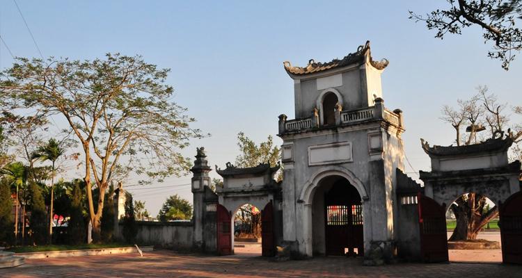 Đền Trần Nam Định 01