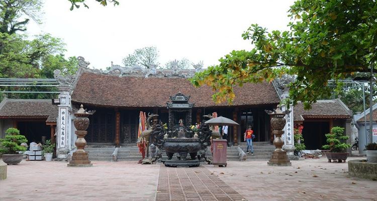 Đền Cố Trạch Đền Trần Nam Định