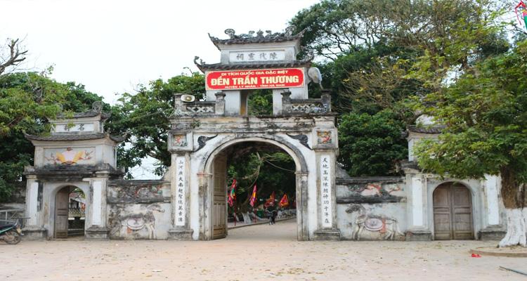 Cổng Đền Trần Thương