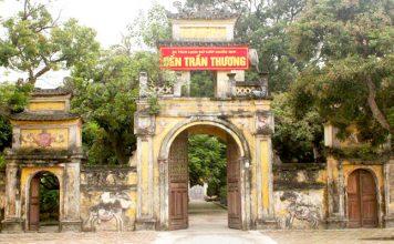 Đền Trần Thương - ngôi đền tâm linh nổi tiếng tại Hà Nam