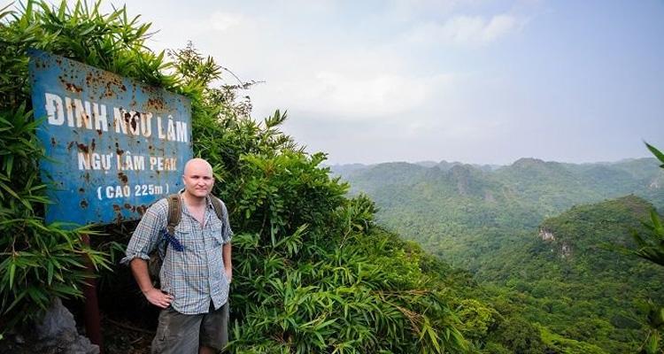 Du lịch Cát Bà đỉnh Ngự Lâm