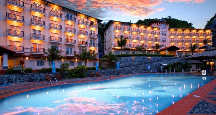 Du lịch Cát Bà resort