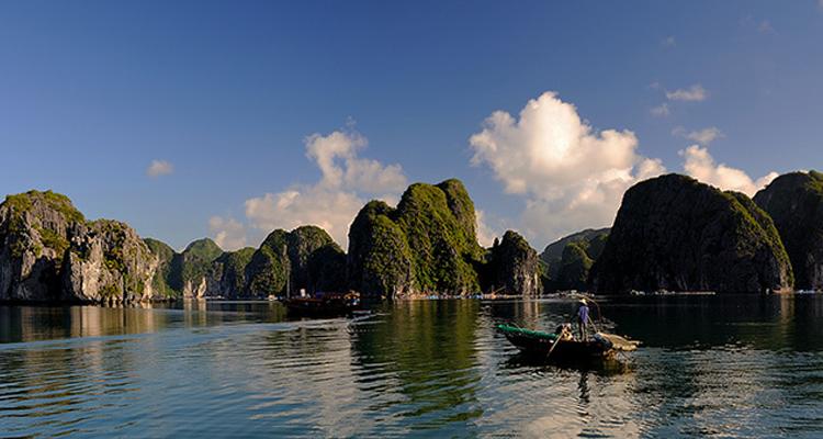 Du lịch Cát Bà vịnh Lan Hạ