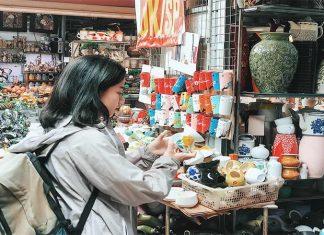 Du lịch làng gốm Bát Tràng