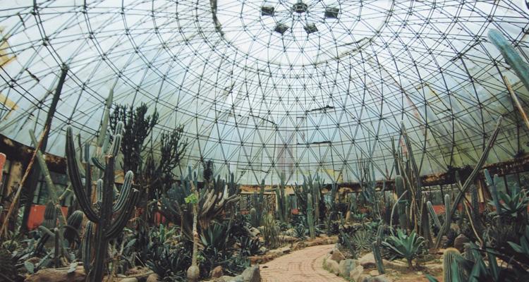 Vườn Quốc Gia Ba Vì Hà Nội nhà kính
