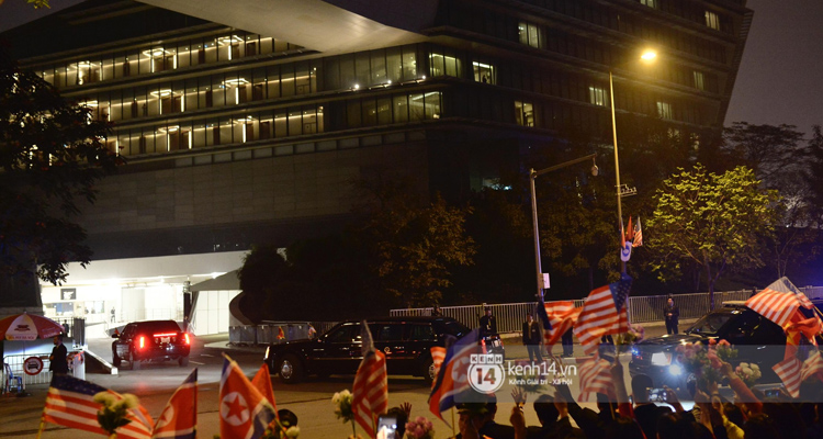 Tổng thống Donald Trump nghỉ tại khách sạn Jw Marriott Hanoi