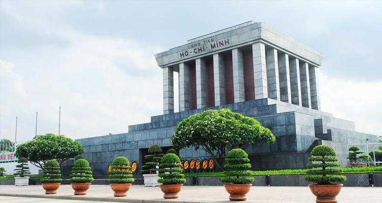 President Ho Chi Minh Mausoleum