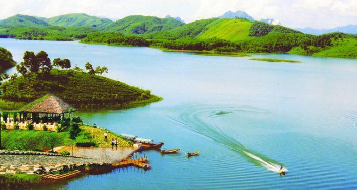 Du lịch hồ Ba Bể ảnh