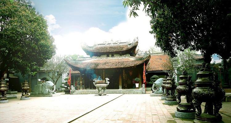Hội đền Đô 03