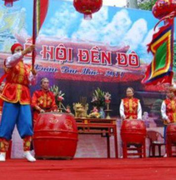Hội đền Đô Bắc Ninh