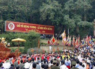 Lễ hội đền Hùng 2019