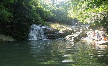 Khoang xanh suối tiên - suối thác rừng
