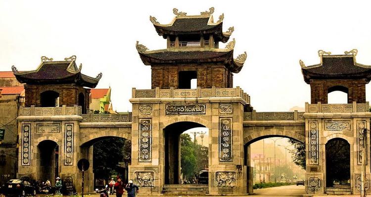 Khu du lịch Tràng An Ninh Bình Cố Đô