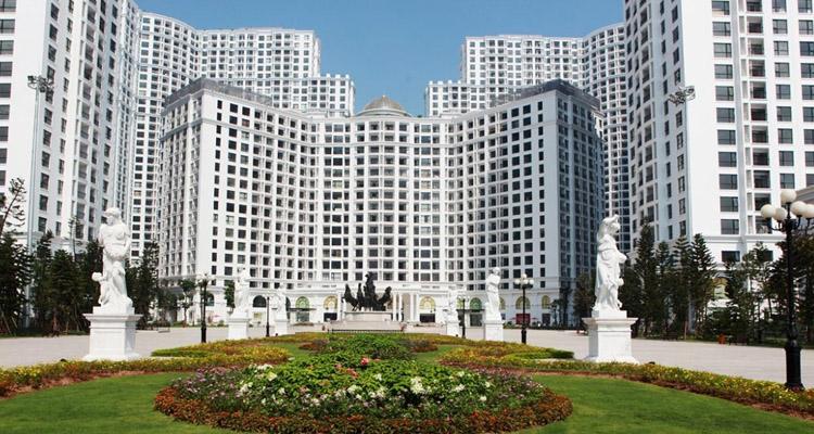 Quảng trường Royal City Hà Nội