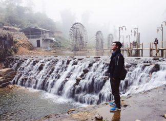 Kinh nghiệm đi bản Cát Cát - thác nước