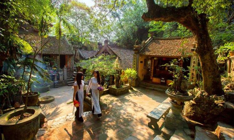 Giới thiệu về Làng cổ đường Lâm 2019