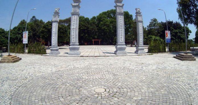Lăng mộ Kinh Dương Vương