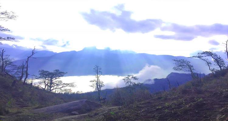Lảo Thẩn là ngọn núi cao thứ 14 của Việt Nam
