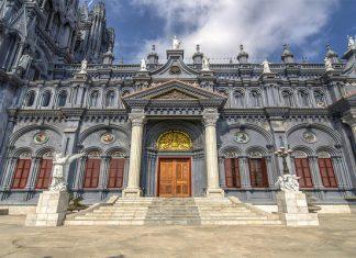 nhà thờ bác trạch 1