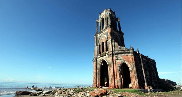 Nhà thờ đổ Hải Lý kiến trúc