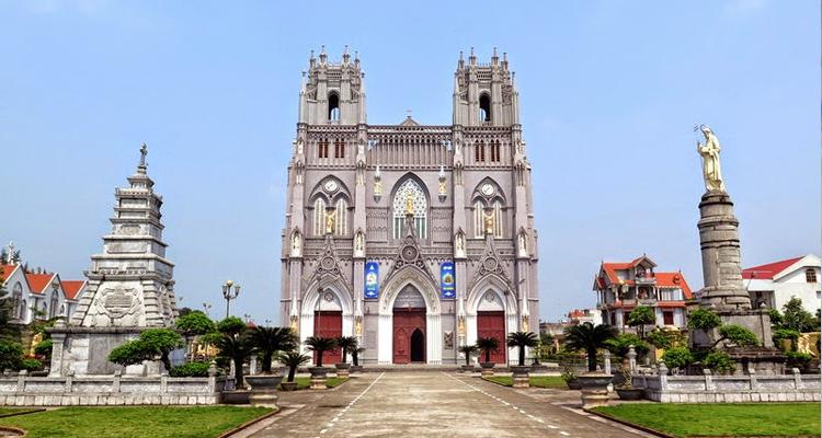 Nhà thờ Phú Nhai hiện tại