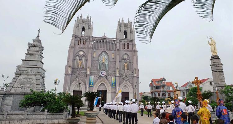 Nhà thờ Phú Nhai 06