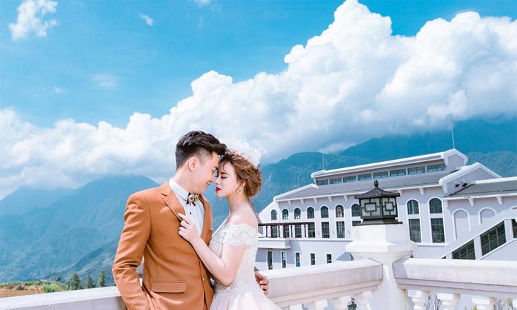 Phan xi păng - ảnh cưới