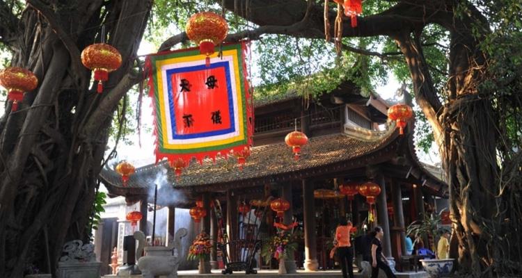Đền Mẫu Phố Hiến Hưng Yên