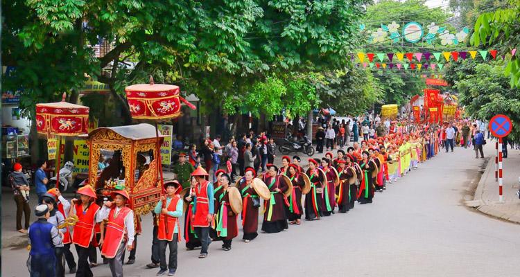 Lễ hội văn hóa dân gian phố Hiến Hưng Yên
