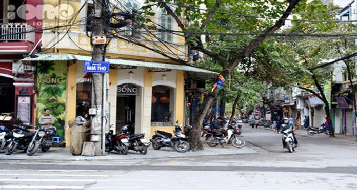 Phố Nhà Thờ, Hà Nội