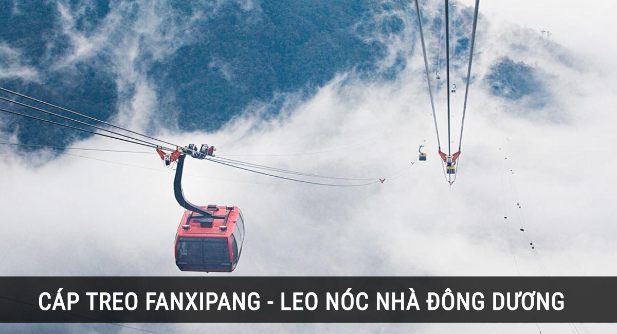 cáp treo Fanxipang
