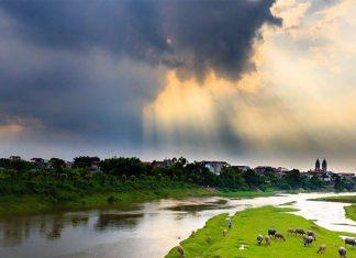 Xuôi dòng sông Đáy