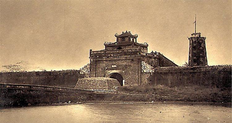 Thành cổ Bắc Ninh từng là một vị trí quân sự đặc biệt quan trọng