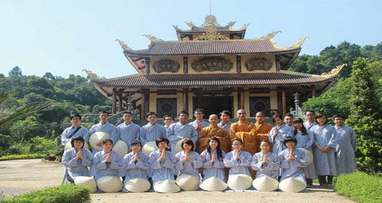 Thiền viện Trúc Lâm Bạch Mã - Du lịch thiền